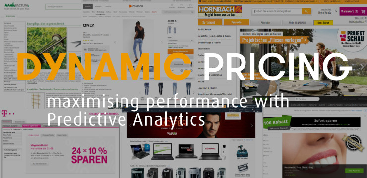 Dynamic Pricing – maximising performance with Predictive Analytics