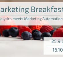 B2B Marketing Breakfast
